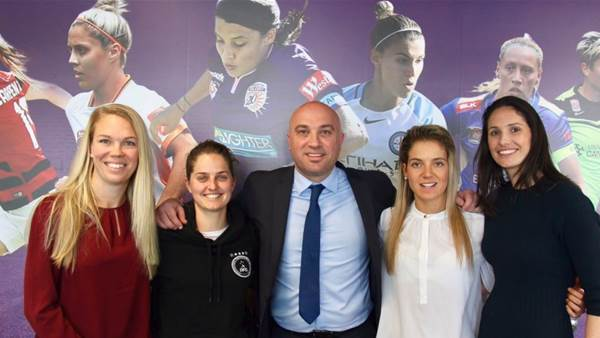 Memories of 2017: W-League signs historic CBA