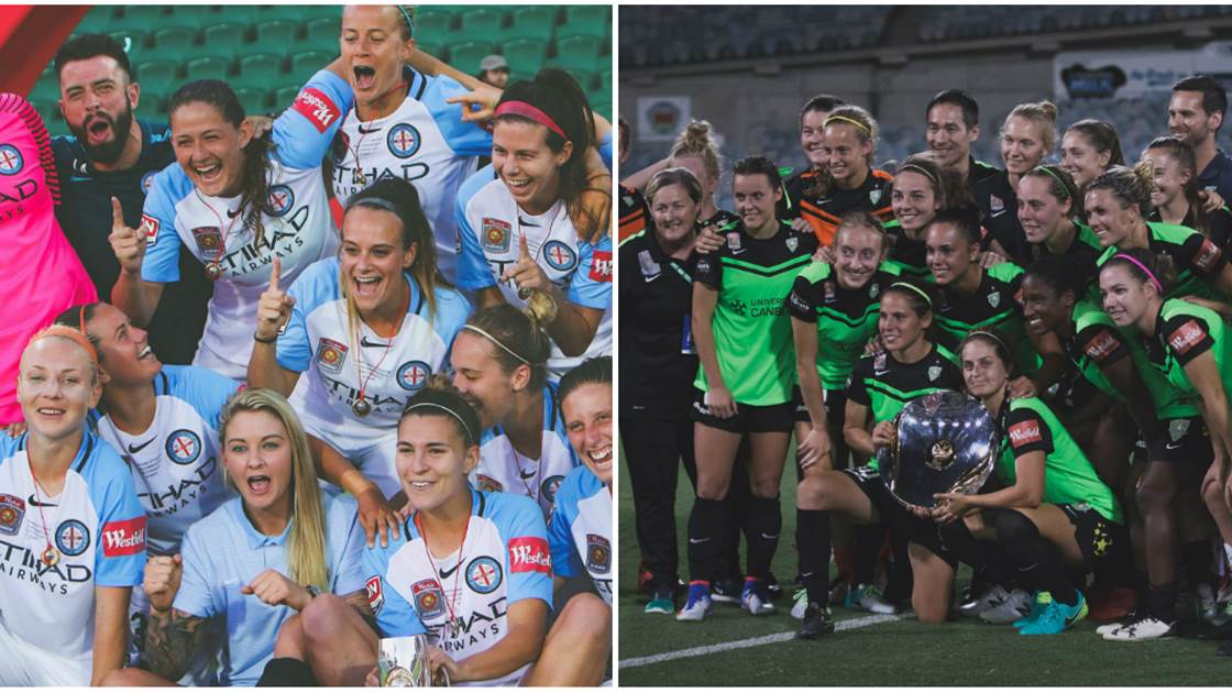 Memories of 2017: Melbourne City and Canberra United create W-League history