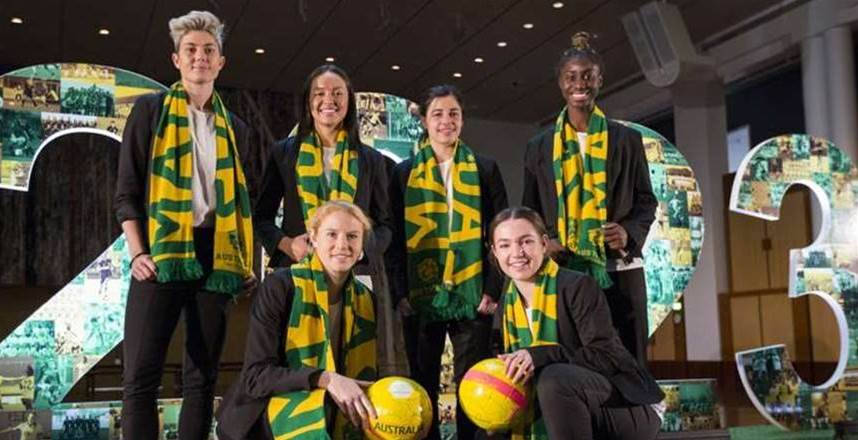 Memories of 2017: Australia announces bid for 2023 Women's World Cup