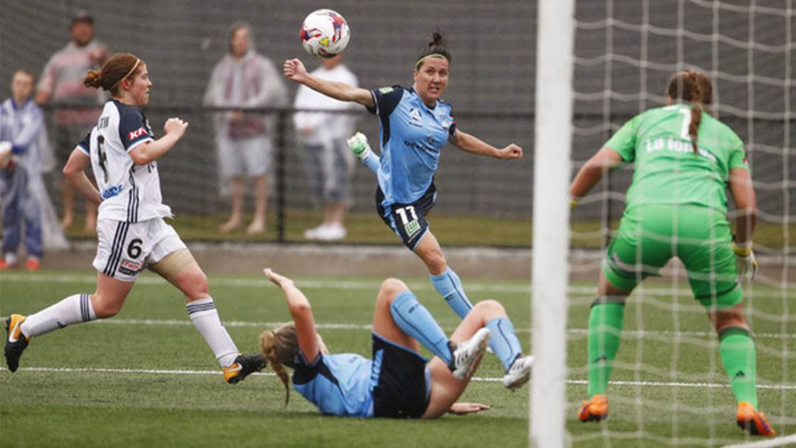 MATCH ANALYSIS: Sydney FC dominant in the rain against Victory