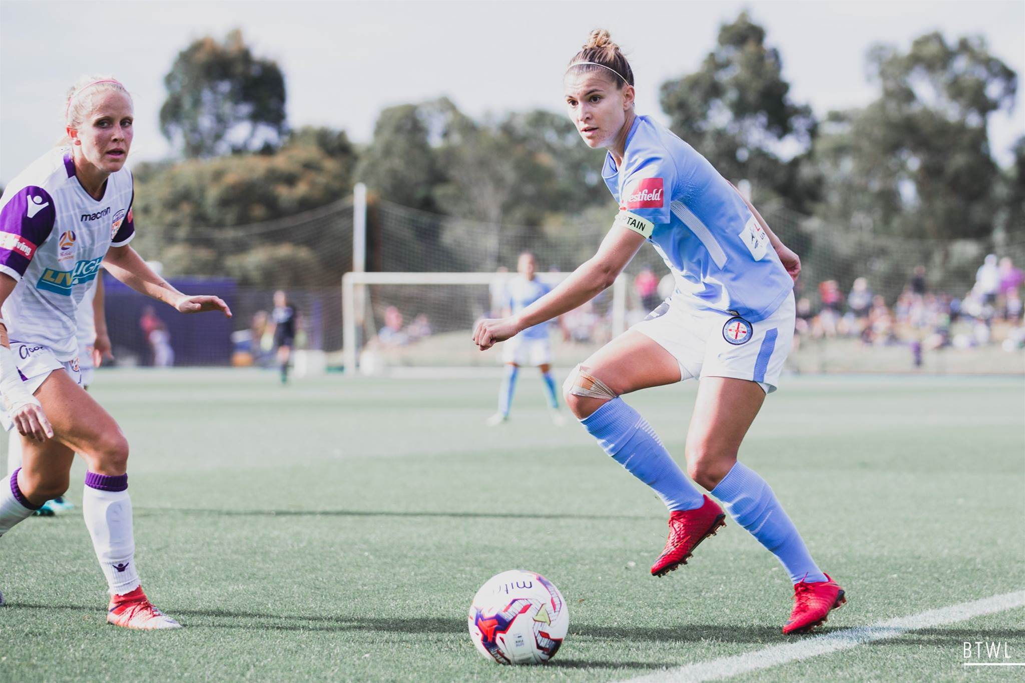Catley off to Reign