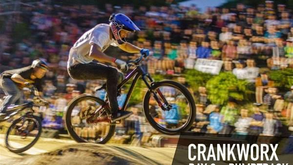 Crankworx Rotorua - Rockshox Pumptrack Challenge