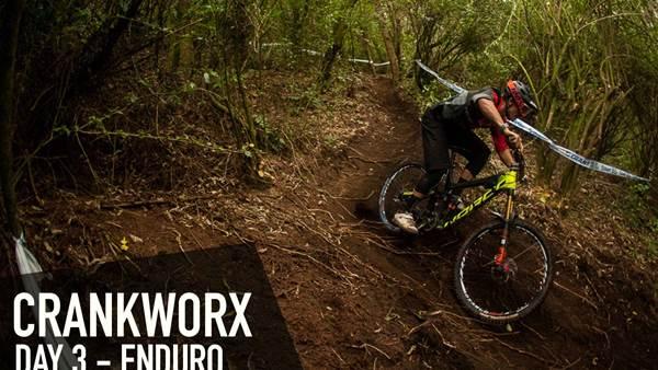 Crankworx Rotorua - EWS Round 1Giant Toa Enduro