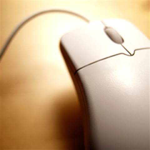 Computer mouse hits 40