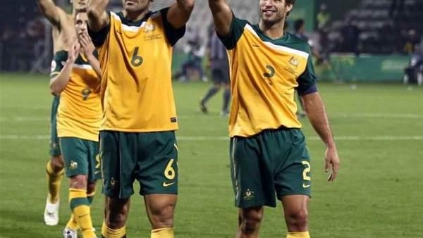 Osieck Hails Oz Determination