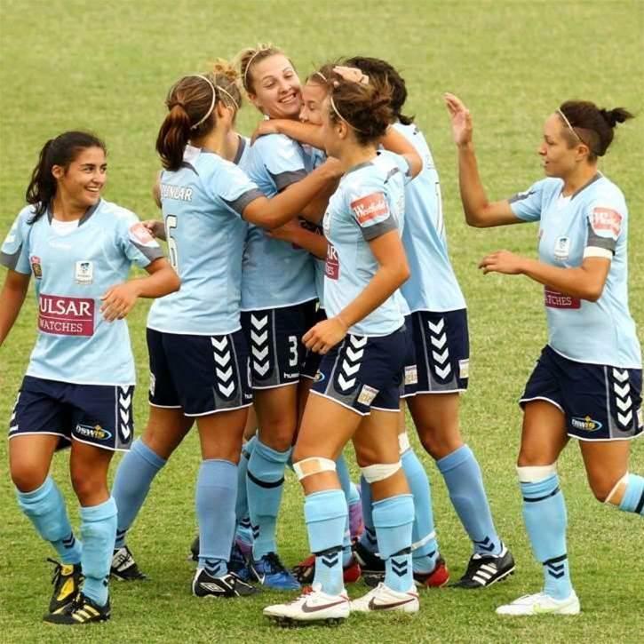 Sydney To Host W-League Final