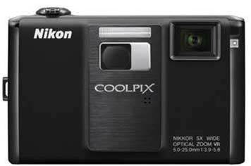 Nikon Coolpix S1000PJ world's first camera with built-in projector