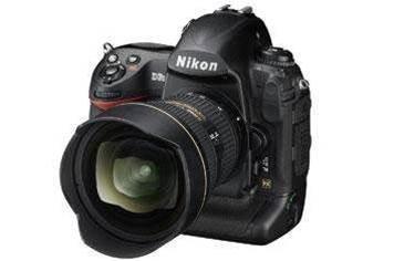 Nikon D3s officially announced