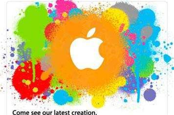 Apple event - confirmed for 27 January
