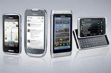 Nokia's new Symbian^3 wares – C6, C7 and E7 slider