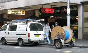 Parking rangers add to Telstra outage woes