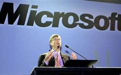 Microsoft sets dividend, corp governance changes