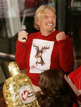 Virgin still trying for China mobile deal: Branson