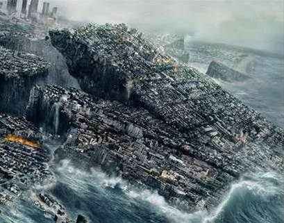 Movie tech: Why nobody destroys the world better than Hollywood - the effects behind 2012