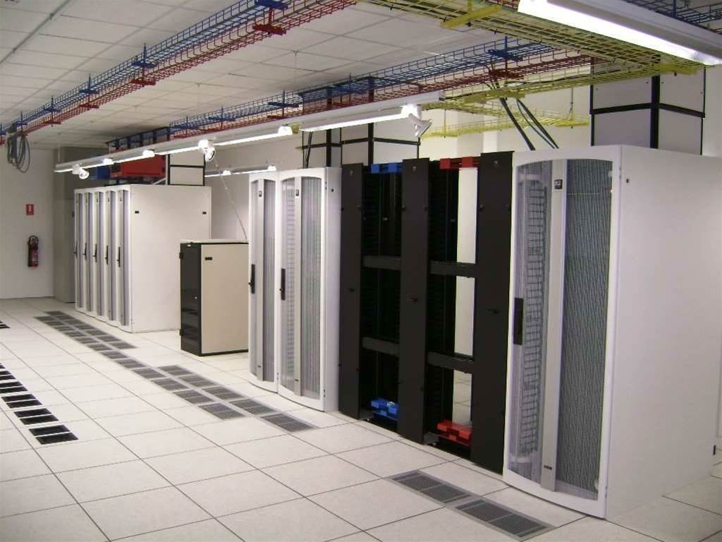 Photos: How to build a datacentre in 80 days