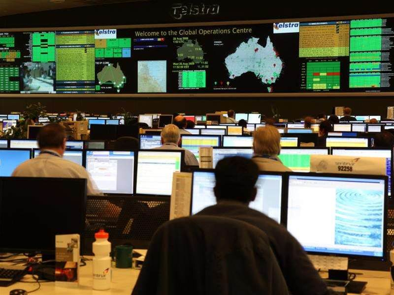 Telstra opens security monitoring facility in Canberra