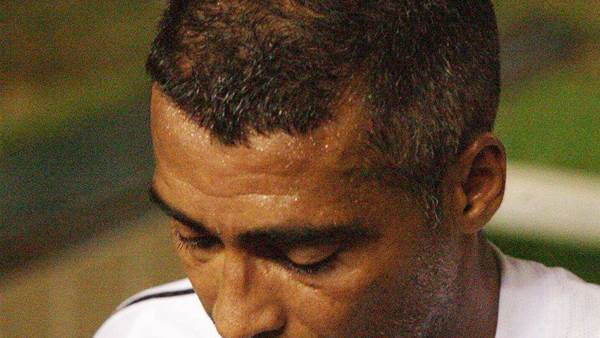 Romario Banned for Four Months