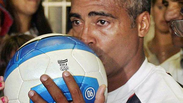 Romario Gets His 1000th...At Last