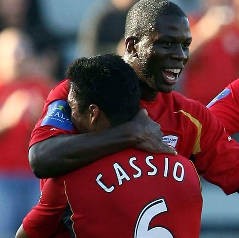 Cassio to Make Reds Return