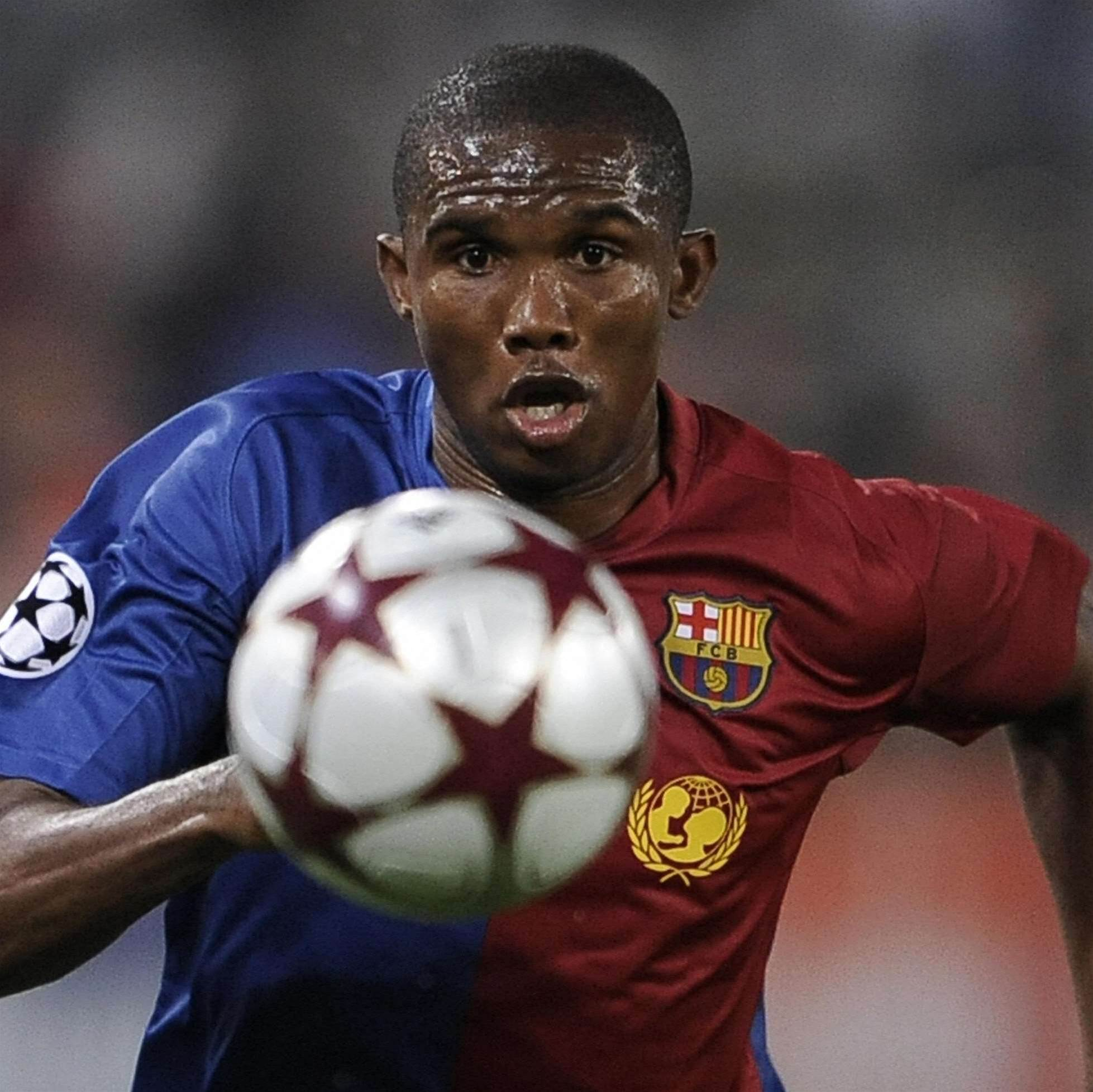Pep Gives Blessing to Eto'o Deal