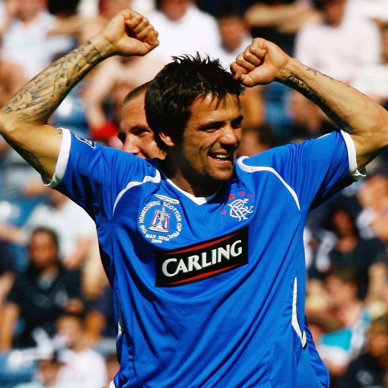 Rangers Complete The Double