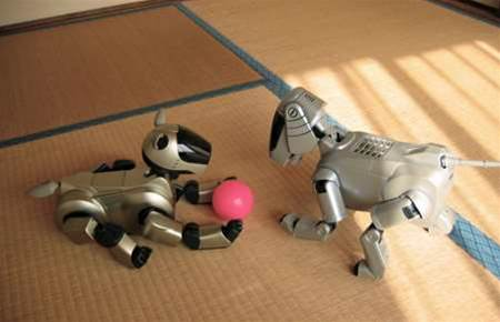 Vintage Tech: Looking back at the AIBO