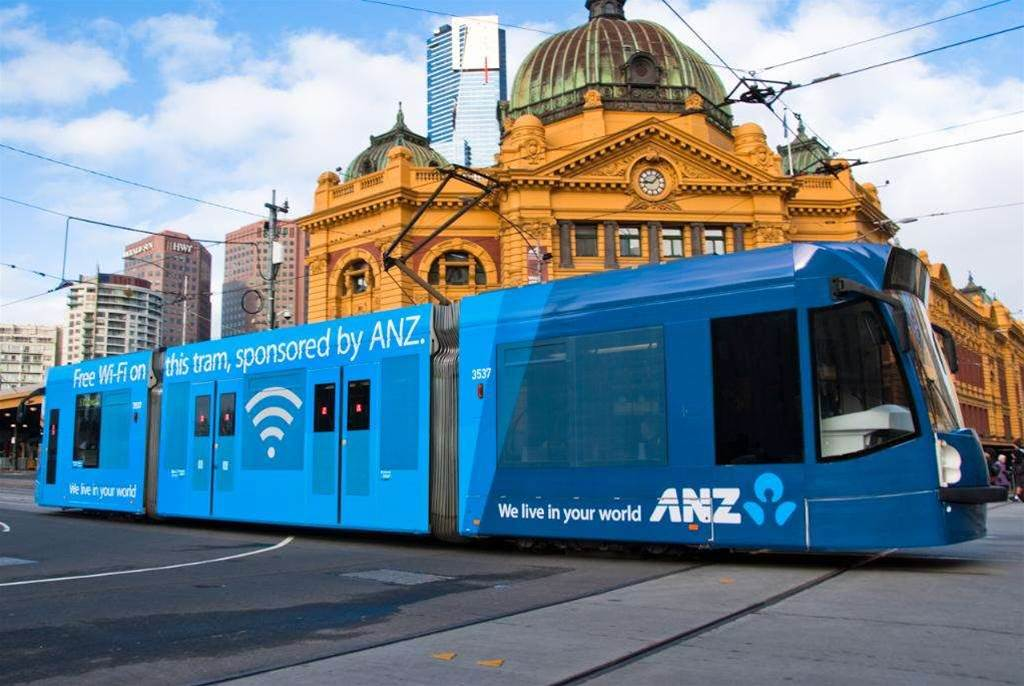 Free wi-fi for Melbourne commuters