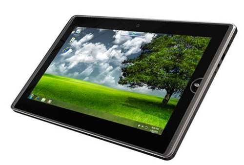 Computex 2010: Asustek shows off two tablets