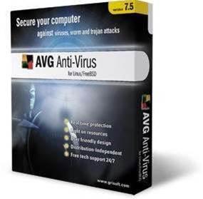 AVG releases AVG Antivirus Free 8.0