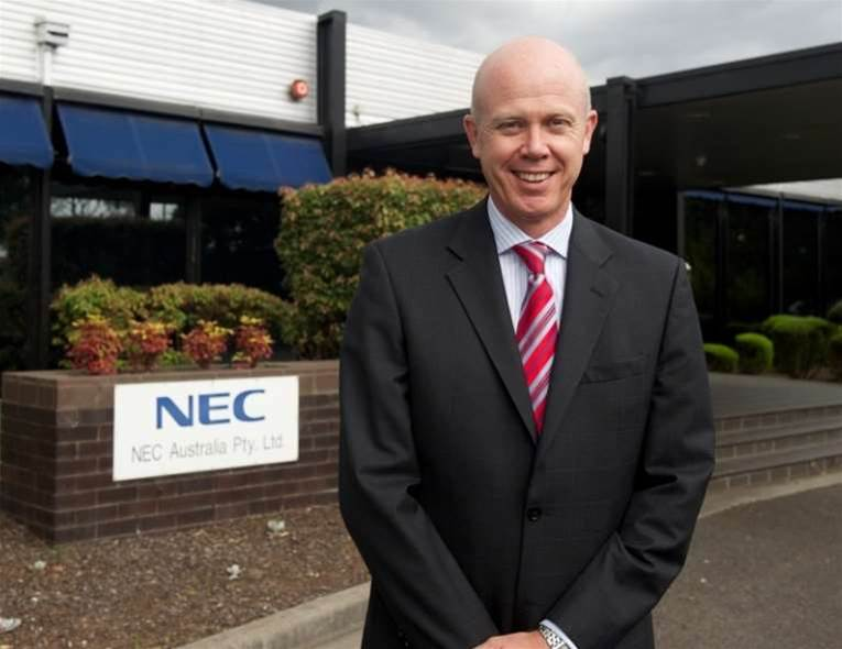 SAP chief Hyde to lead NEC Australia
