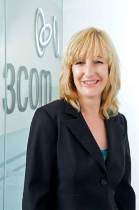 DiData employee joins 3Com as Queensland state manager