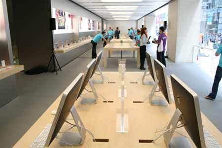 Apple opens shop near Newcastle reseller