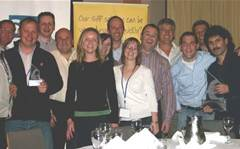 PHOTO GALLERY: SAP recognises top achievers