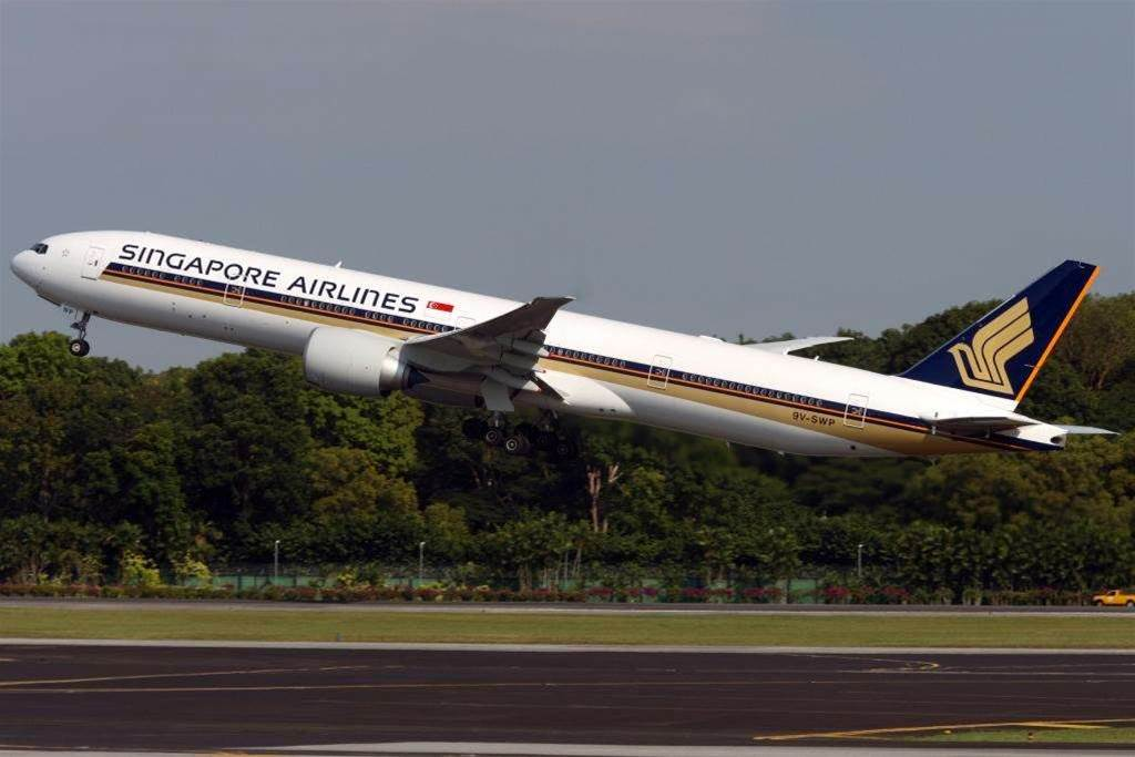 Singapore Air to offer in-flight WiFi