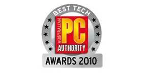 Welcome to the 2010 PC Authority Best Tech Awards