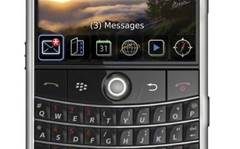 RIM names BlackBerry application store