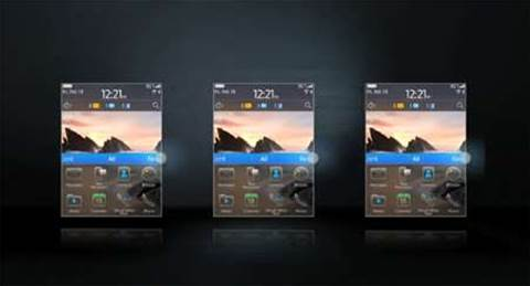 RIM touts multimedia boost for BlackBerry 6 OS