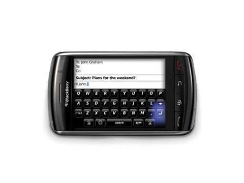 RIM issues BlackBerry security fix