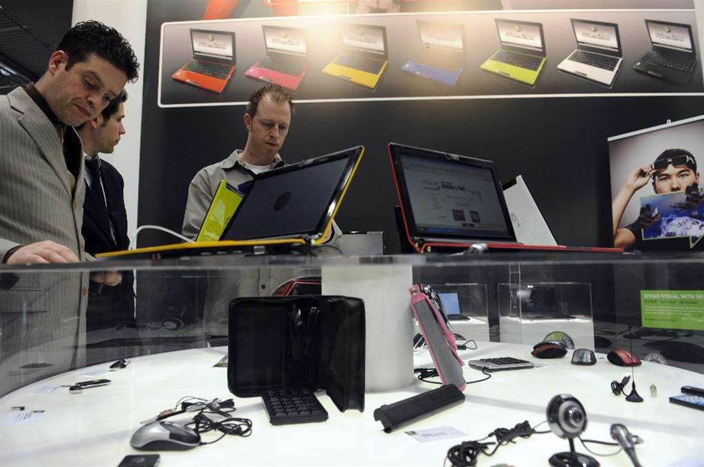 CeBIT: Thieves steal the show at CeBIT