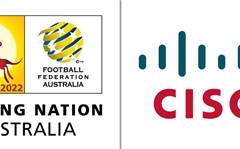 Cisco partners with FFA for World Cup bid