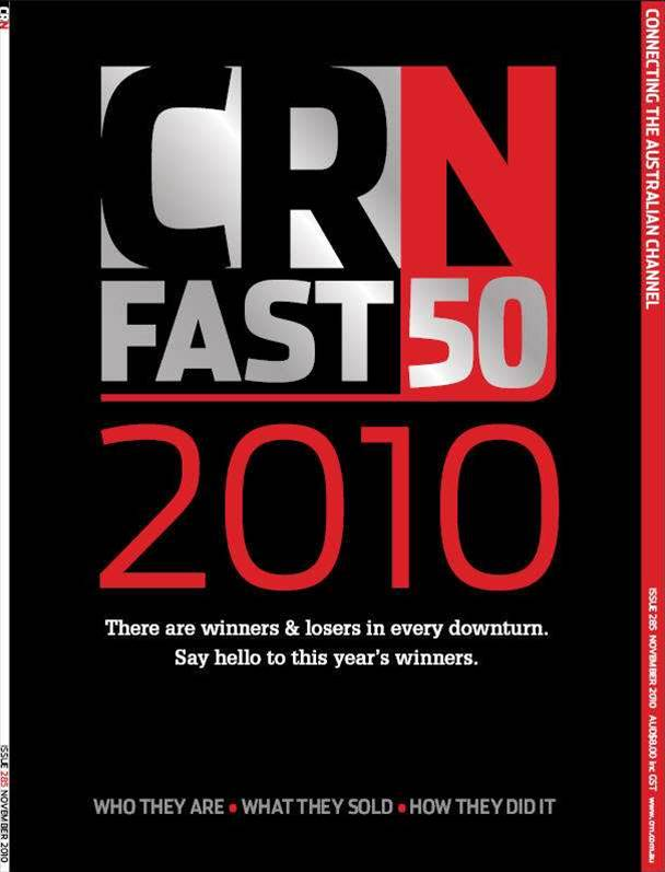 Revealed: The 2010 CRN Fast50