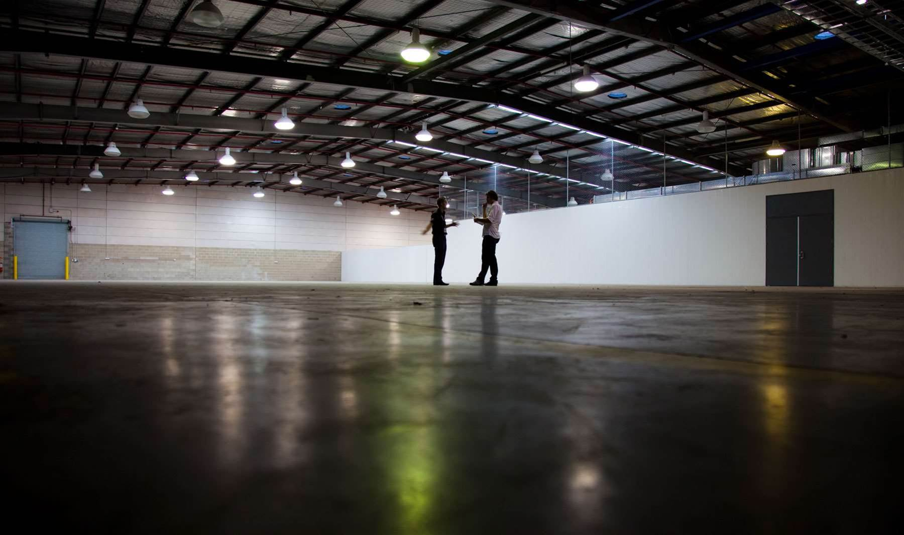 Video: E3's ever expanding Sydney Pegasus data centre