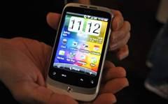 HTC Wildfire - first prepaid smartphone through Telstra