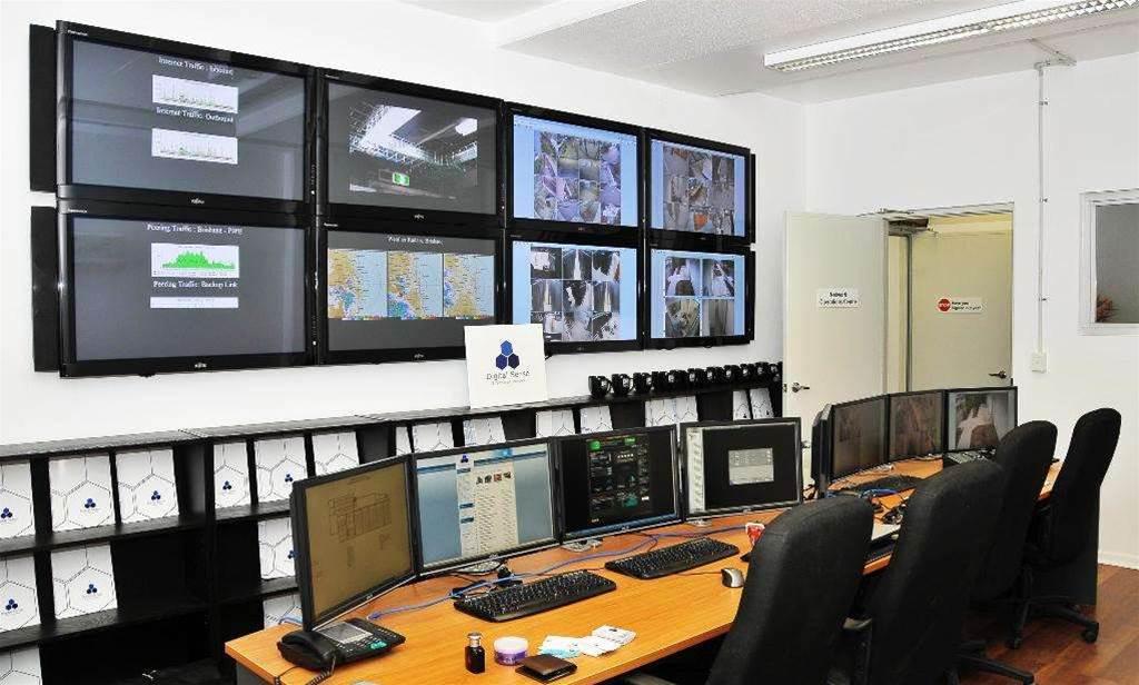 Inside the Digital Sense high-density data centre
