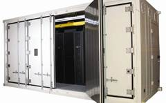 Photos: Inside Datapod's container data centres