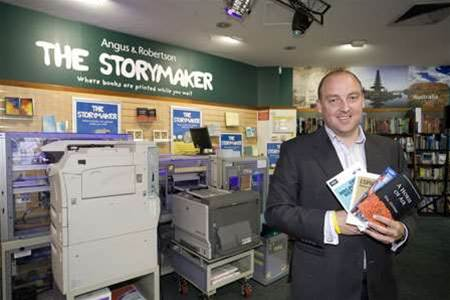 """The Story Maker"" book-making machine arrives"