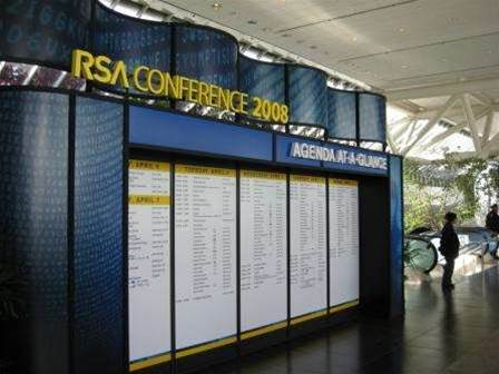 Photo Gallery: RSA Conference 2008, San Francisco