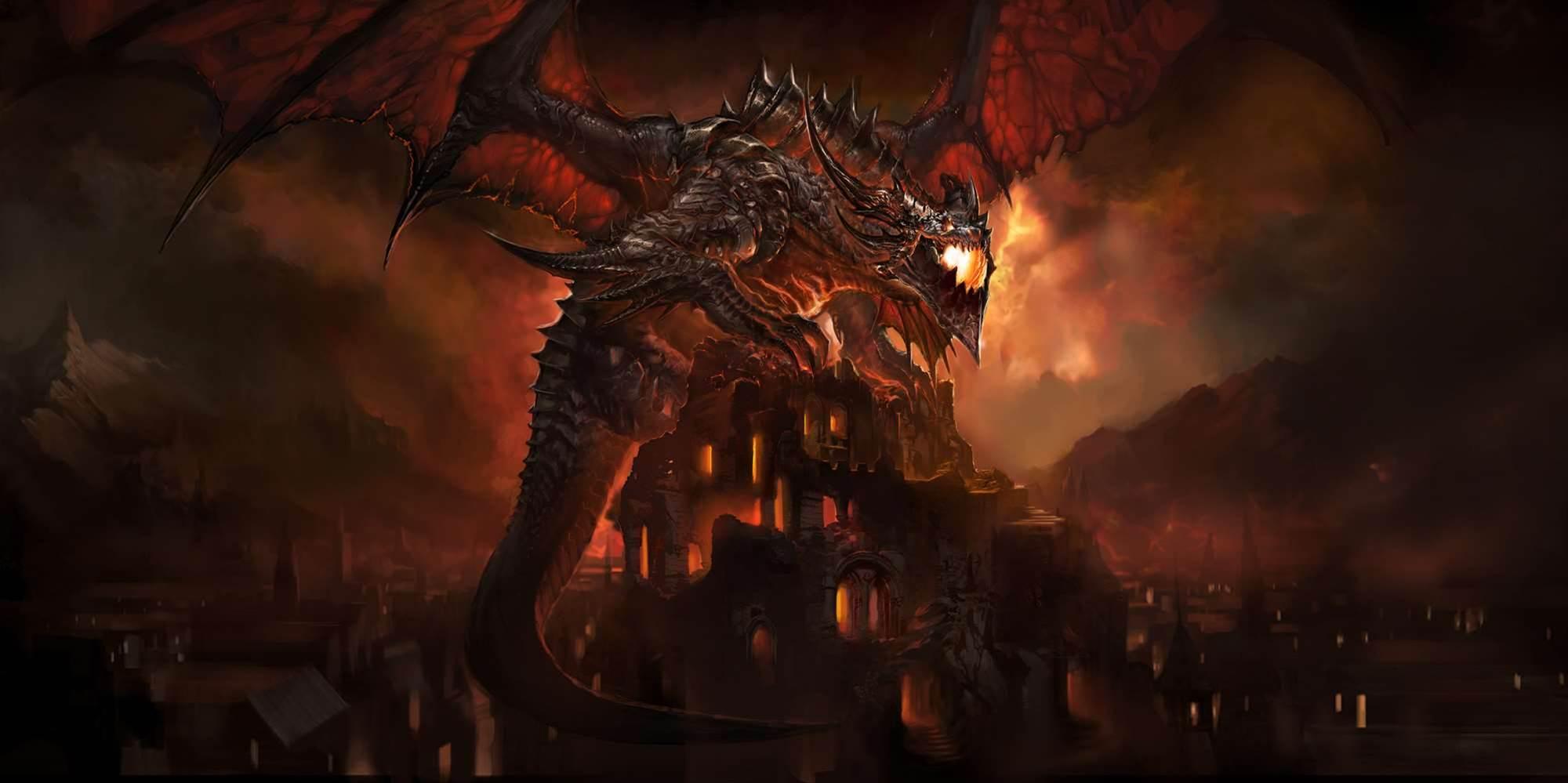 Warcraft Dungeons and Raids panel