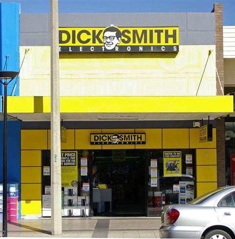 Dick Smith defends debit card decision