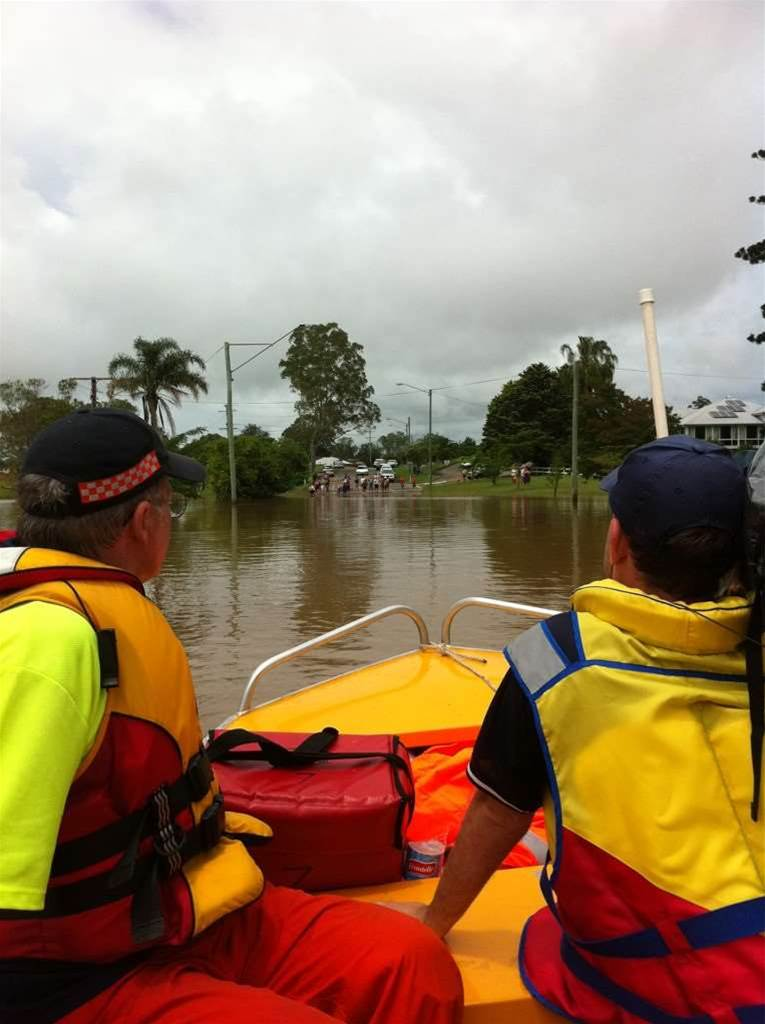AAPT confirms flood damage to Brisbane PoP
